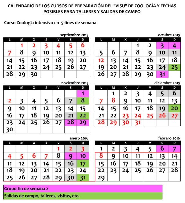 Calendario FS-2